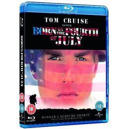 Born On The 4th Of July [Blu-ray][Region Free]